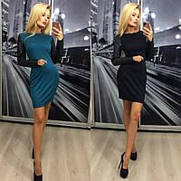 1613e2d83bf Экокожа интернет магазин в категории платья женские в Украине ...