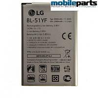 Оригинальний аккумулятор АКБ батарея LG G4 H540F / BL-51YF  3000 mAh