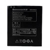 Аккумулятор BL212 для мобильного телефона Lenovo S8 (Li-ion 3.7V 2000mAh)