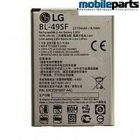 Оригинальний аккумулятор АКБ батарея LG H734 G4S DUAL / BL-49SF  2210 mAh