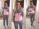 """Женский модный повседневный спортивный костюм """"Nike"""" (3 цвета), фото 6"""