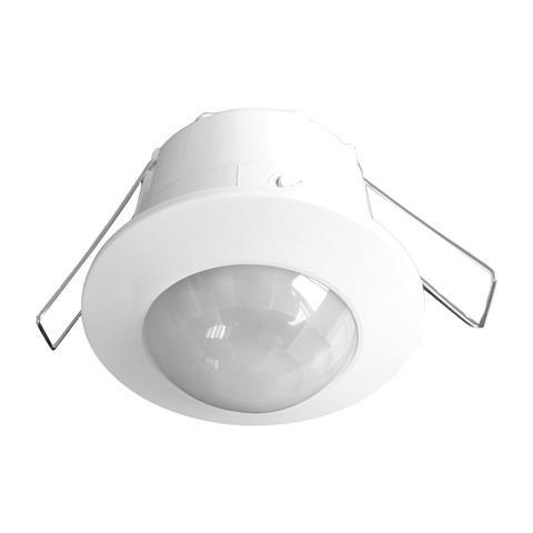 Датчик руху HOROZ ELECTRIC 360 CORSA HL485 (білий)