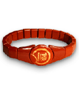 Турманиевый браслет Nuga Best (20 звеньев-М-11)