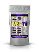 КСБ УФ 70%  WPC70 1кг (сывороточный протеин)