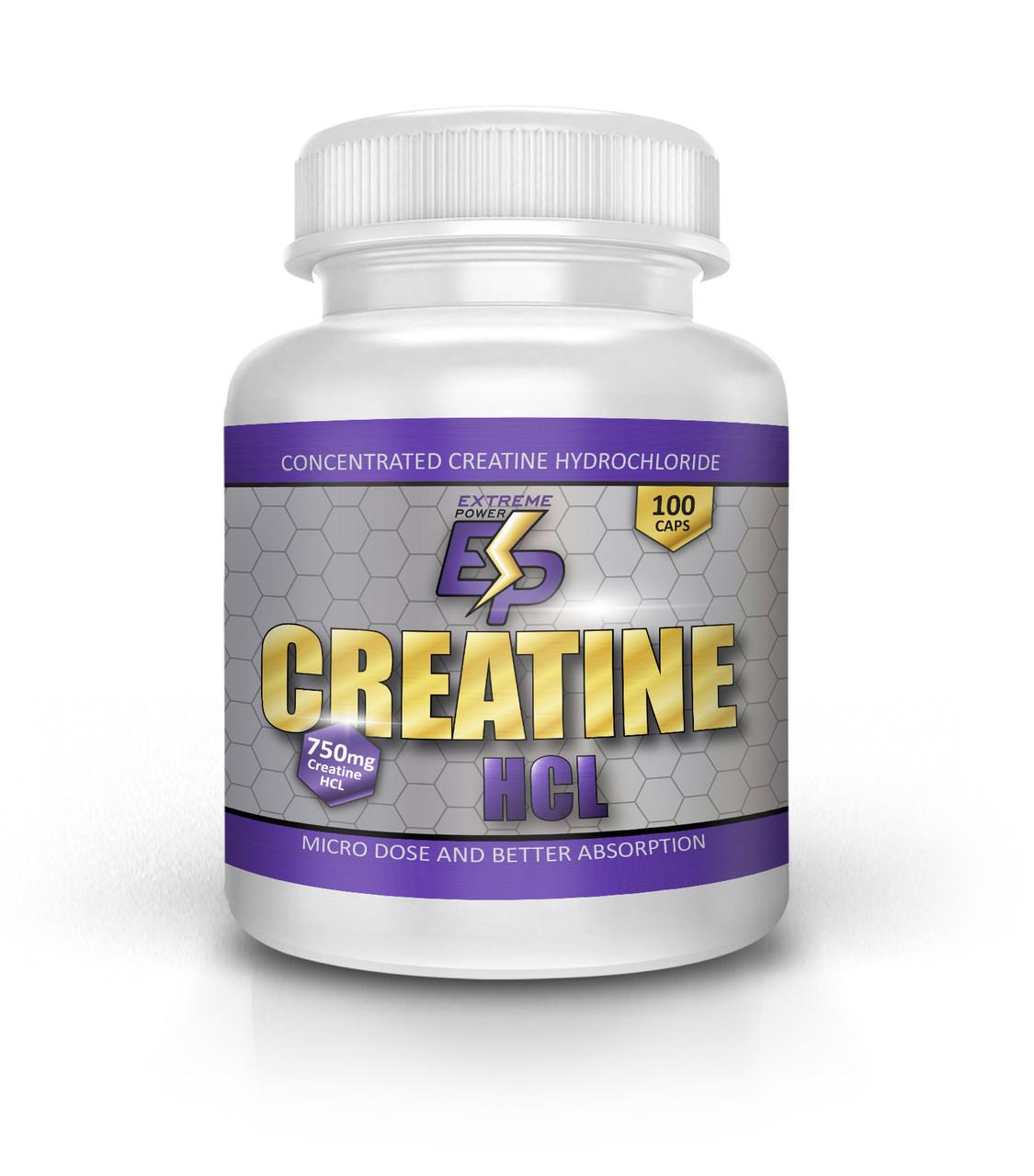 Creatine hcl dose