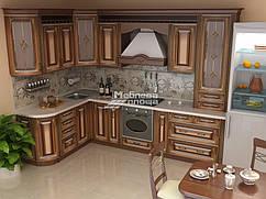 Кухня массив Дуба
