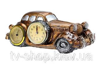 """Годинник-термометр """"Автомобіль"""""""