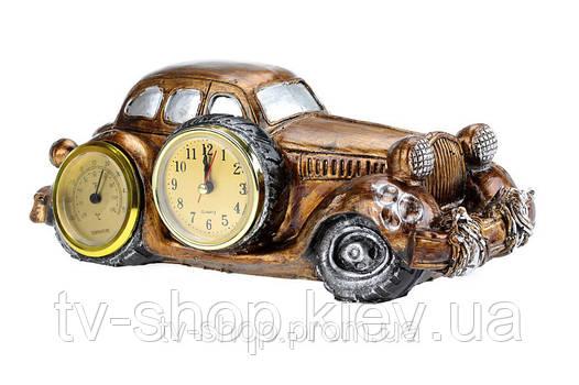 "Часы-термометр  ""Автомобиль"""