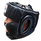 Шлем боксерский для тренировок FIREPOWER FPHG4 Black, фото 2