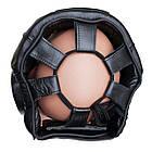 Шлем боксерский для тренировок FIREPOWER FPHG4 Black, фото 4