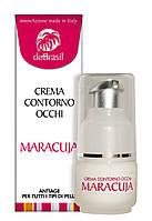 Крем для кожи вокруг глаз от морщин с маслом маракуйи. DoBrasil Crema contorno Occhi Maracuja
