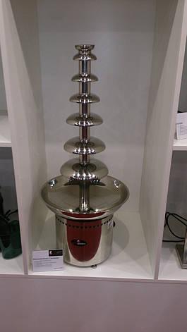 Шоколадный фонтан SLBK7 (103 cm) GGM gastro (Германия), фото 2