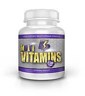 Мультивитамины (MultiVitamins) 100таб