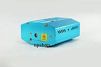 Лазерный проектор, стробоскоп,лазер диско 6 в 1