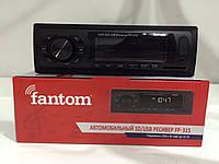 Автомагнитола Fantom FP-315 Black / Green
