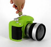 Фотокамера – копилка (черная)