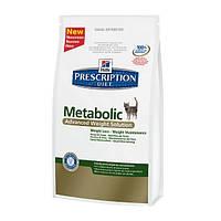 Hills PD Feline Metabolic, корм для кошек (метаболик, ожирение, избыток веса)