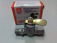 Краник масл. радиатора ПП6-1