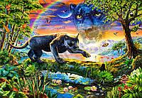 Пазлы Пантера в сумерках, 1500 элементов Castorland С-151356