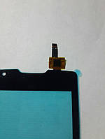 Сенсорный экран Lenovo A1000 чёрный