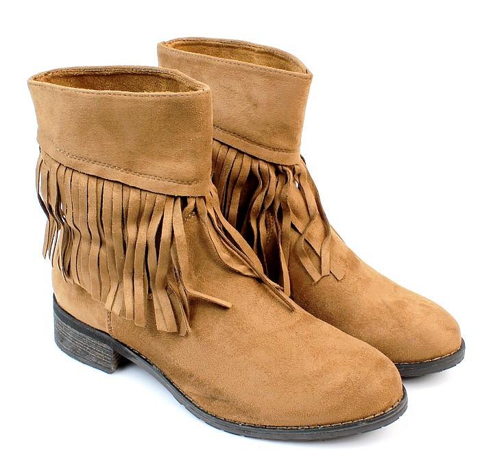 Женские ботинки ANGELIKA