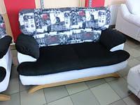 Мягкий двухместный диван для гостиной, детской, привезен из Германии