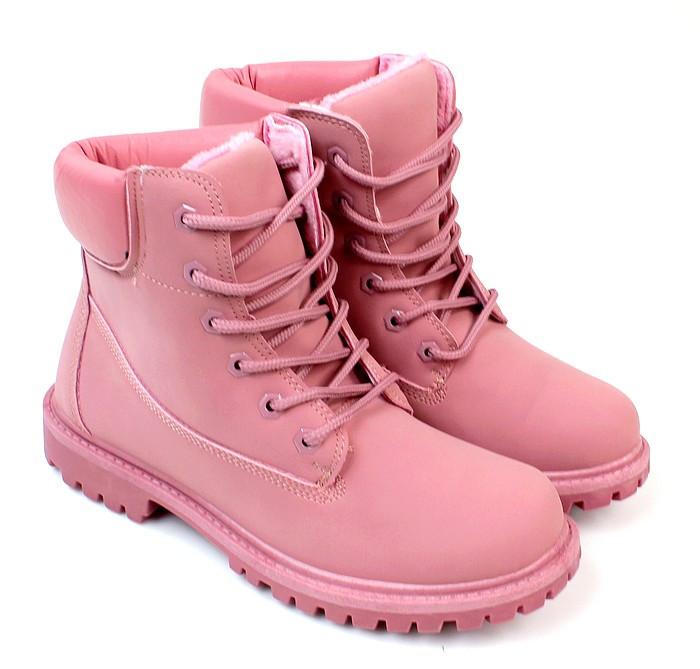 Женские ботинки ALICJA pink