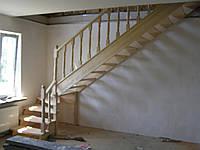 Лестница с разворотом