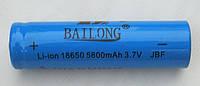 Мощный аккумулятор BAILONG BL-18650 Li-ion 5800mAh, UltroFite 4200mAh