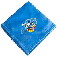 Флисовый плед Микки Маус 152х127 см Оригинал DisneyStore
