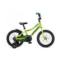 "Велосипед 16"" Schwinn GREMLIN boys 2017 зелёный"