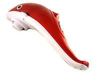 Ручной массажер для тела Дельфин + 2 зарядки