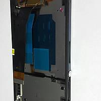 Дисплей Sony C6602 L36h XperiaZ C6603 L36i XperiaZ C6606 L36a XperiaZ чёрный с рамкой