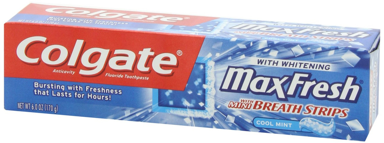 Зубна паста Colgate MaxFresh 100 мл