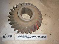 Колесо зубчатое(главного привода) ккп-341 602 z-27