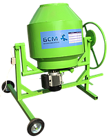 Бетономешалка Скиф БСМ 250 (1,1 кВт, 250 л)
