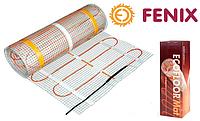 Тёплый пол — двужильный нагревательный мат Fenix LDTS 121210–165, площадь обогрева 7,6 м²