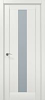 """Двери межкомнатные Папа Карло """"Milenium ML-01"""" ясень белый"""