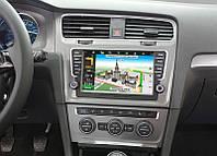 Штатная магнитола для Volkswagen Golf 7 Windows