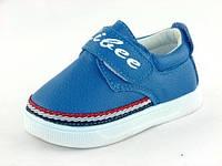 Детские кеды Clibee:D-503 св.Синий