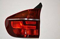 Фонарь задний рестайлинг наружный BMW X5 E70
