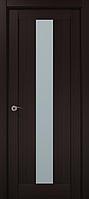 """Двери межкомнатные Папа Карло """"Milenium ML-01"""" венге"""