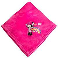 Флисовый плед Минни Маус 152х127 см Оригинал DisneyStore