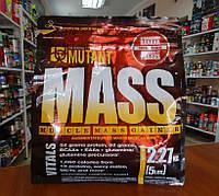 Купить гейнер PVL Mutant Mass, 2.27 kg