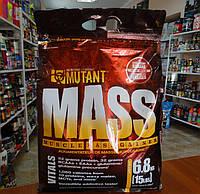 Купить гейнер PVL Mutant Mass, 6.8 kg
