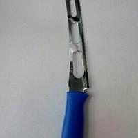 """Кухонный нож """"Трамонтина"""" сырный, с цветной ручкой"""