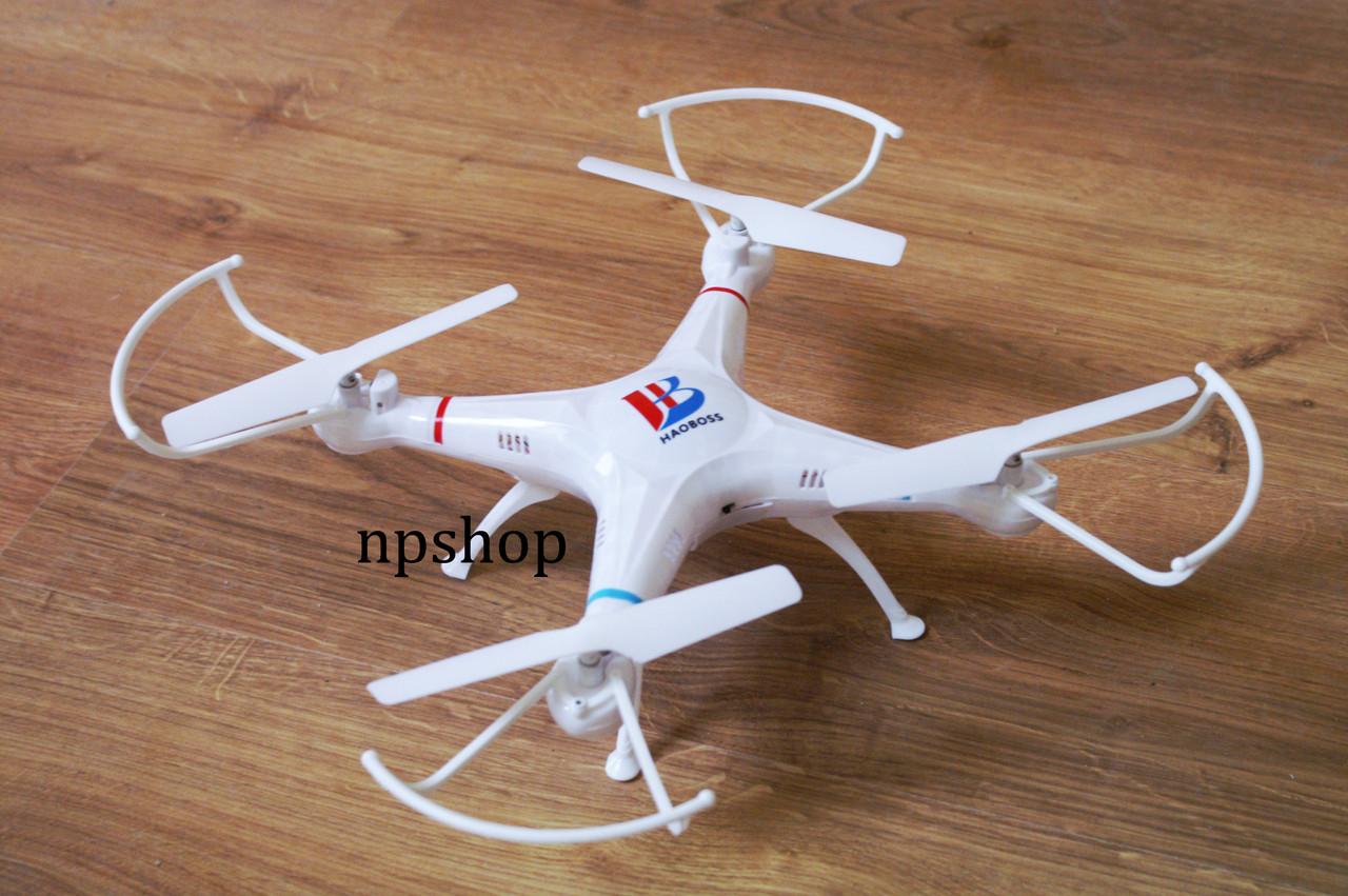 Quadcopter HAOBOSS 6 axis gyro Дрон Квадрокоптер, вертолет