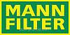 Масляный фильтр на VW LT 1996>, Crafter 2006> 2.5 TDI — MANN — HU726/2X, фото 2