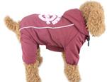 ГОР-ТЕКС/Комбинезон  - дождевик для собак Аутдор Клаб, размеры M, L, XL, 2XL/ цвет - бордо