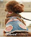 Джинсовый комбинезон - юбка для собак, цвет - деним,  размеры   L, XL